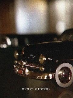 アメ車のミニカー