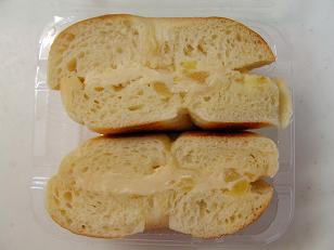 フリップ シナモンアップルのクリームチーズ