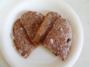 ボンボランテ ライ麦パンのラスク2