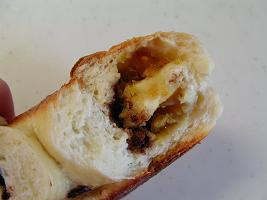 ポム バナナ&チョコ4