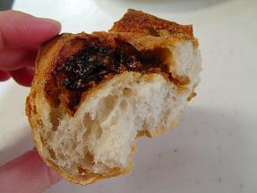 ボンボランテ ブルーチーズと玉ねぎのパン1