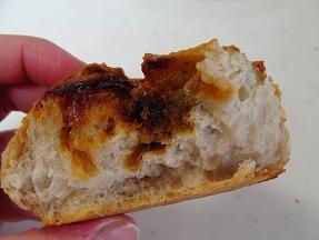 ボンボランテ ブルーチーズと玉ねぎのパン3
