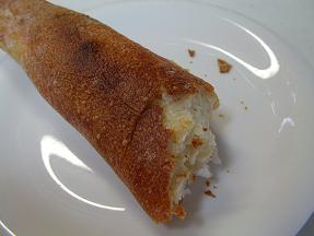 Flip up! 白いお豆のパン3