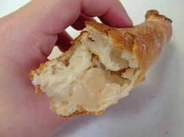 Flip up! 白いお豆のパン4