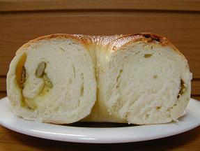 苺ちゃん パンプキンシードチーズ2