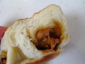 ちょこちゃん 塩キャラメルナッツ3