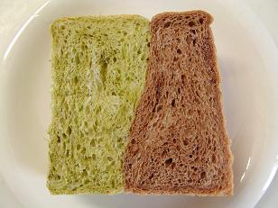 ちょこちゃん クレヨン食パン2
