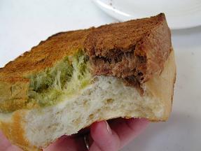 ちょこちゃん クレヨン食パン4