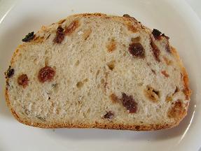 ル・サンク レーズンプチパン2