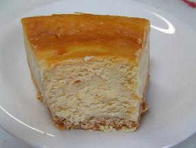 たもりんちゃん メープルチーズケーキ2