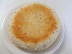マームベランダ 山菜おやき1