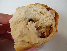 モミパン キャラメルチーズケーキ風3