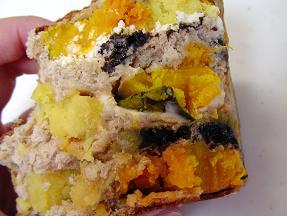 モミパン 南瓜芋オレオクリチキャラメルミルフィーユ3