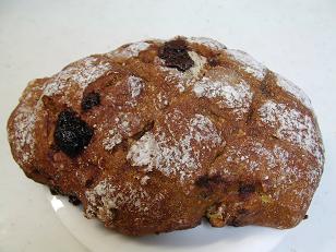 モミパン コーヒービターチョコ胡桃リュス1