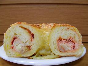 yukiちゃん たらこコーンチーズ2