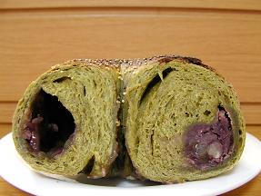 yukiちゃん 緑茶もち2