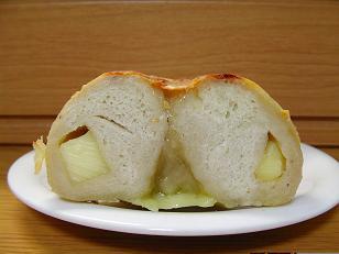 手作り バナナチーズ2