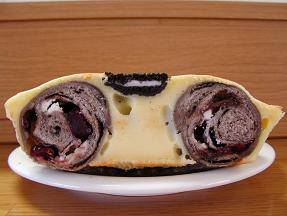 彩ちゃん オレオチーズケーキ2
