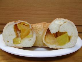 彩ちゃん おさつアップルシナモン2