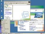 WindowsMe デスクトップ画面