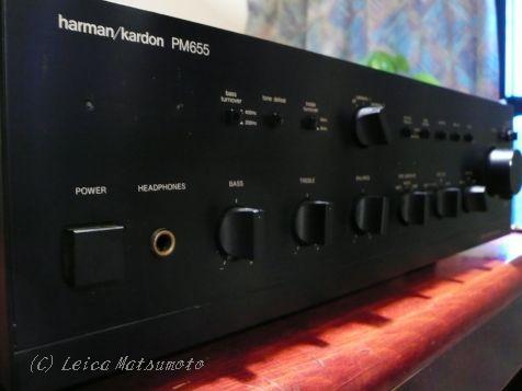 haman/kardon PM655