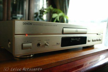 DENON DCD-735 ゴールドカラー