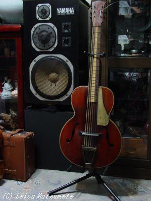 ギターとNS-1000M