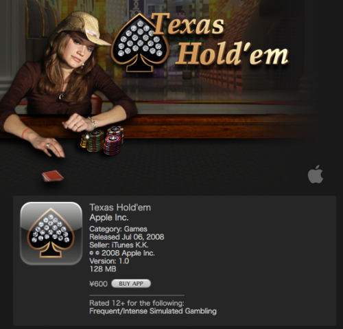 Texas holdem strategy wikipedia