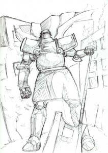 黒騎士と災禍