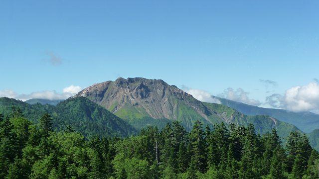 焼岳08.7.21
