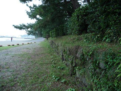 今和泉島津家別邸跡08.10.12-2