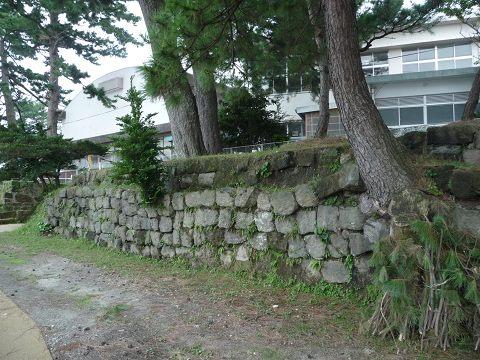 今和泉島津家別邸跡08.10.12-1