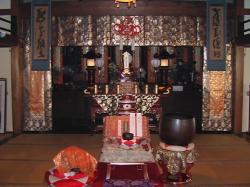 新徳寺本堂