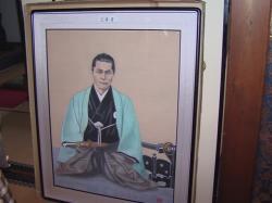 近藤勇の画