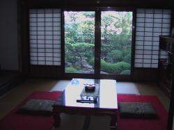 清河八郎の居室