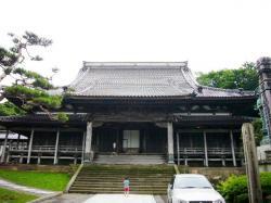 高龍寺本堂