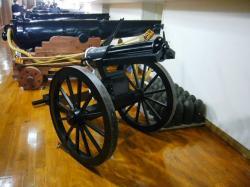 これがガトリング砲!