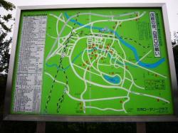 市内の戊辰史跡map