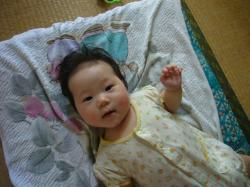 ベビー(ほぼ6ヶ月)