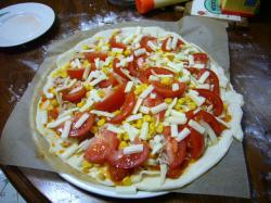 ツナトマト