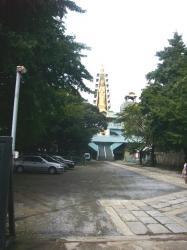 円通寺遠景
