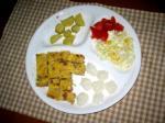 豆腐と納豆と厚焼き玉子セット