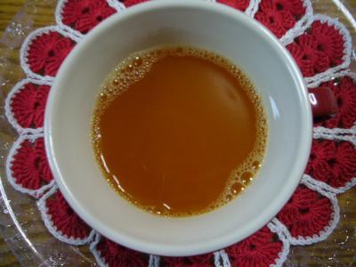 20・3・7 紅茶 ハバネロスープ 004