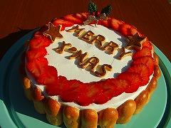 限定!!クリスマスケーキ♪