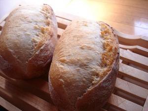 店試作パン1