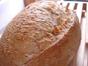 金ごまパン1
