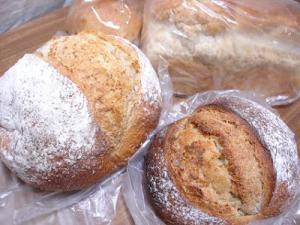 梅太郎さんのパン