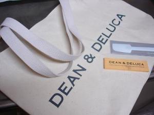 DEAN&DELUCA BAG