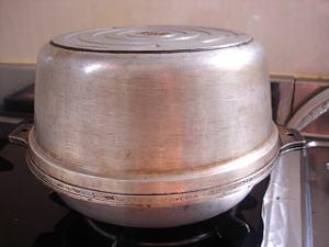 無水鍋パン1