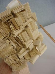 紙で作るかたち2